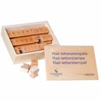 Rail-letterstempels