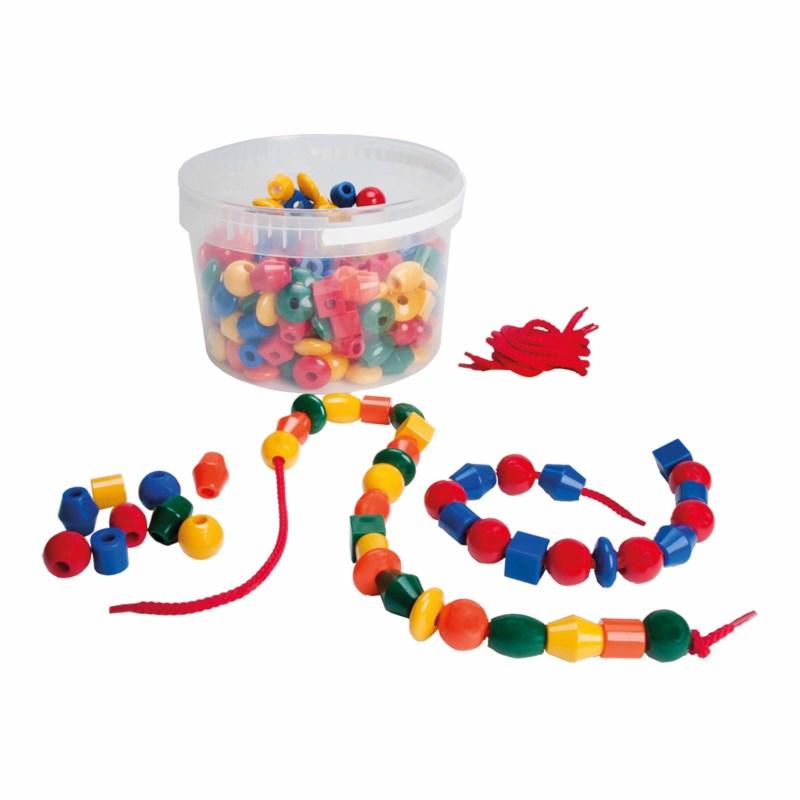Rainbow beads (250)