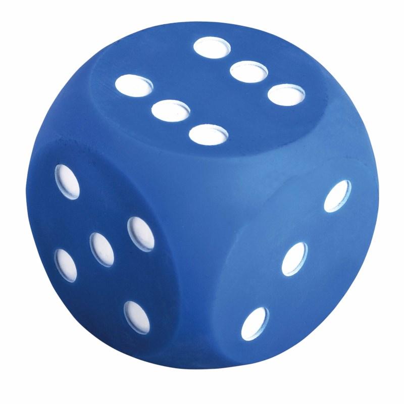 Dot die blue