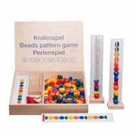 Beads pattern game