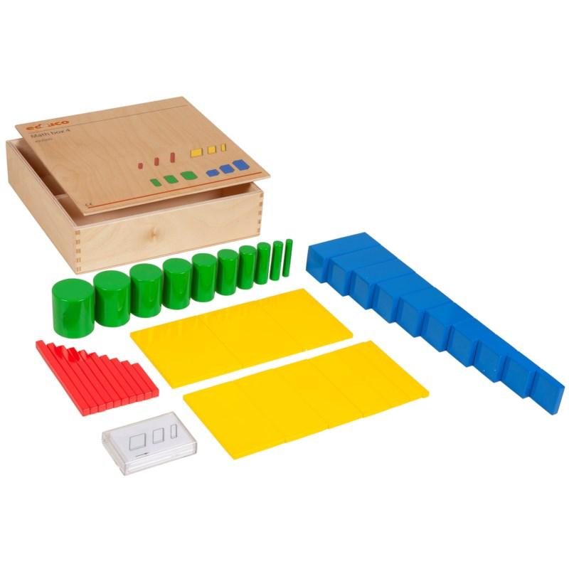 Jef van Kuijk I Math box 4