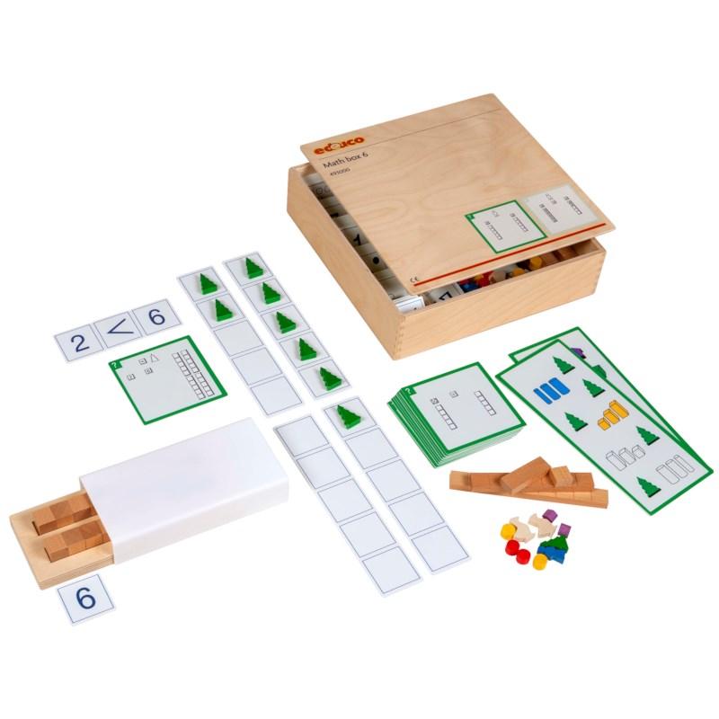 Jef van Kuijk I Math box 6