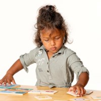 What goes together - the world of a toddler