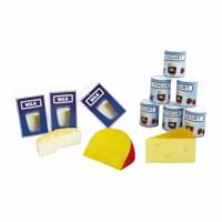 Milk, yoghurt and cheese set (12)