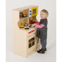 Kitchen corner - cooker