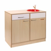 Kitchen corner - sink unit
