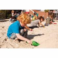 Sand-water scoop