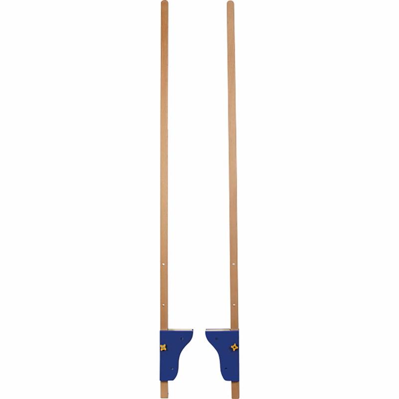 Stilts wood