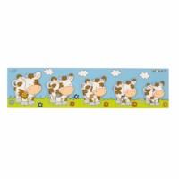 Inlay board puzzles - cow