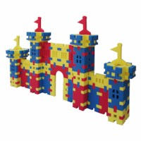 Castle building bricks