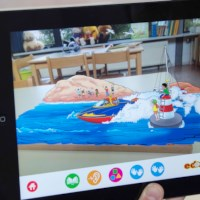 Power puzzle - boat race AR
