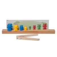 Bear sorting game