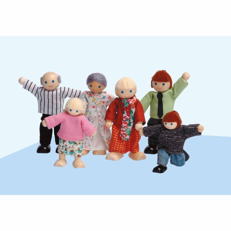 Dolls house - family