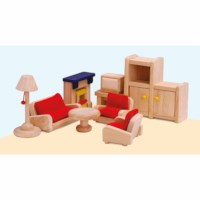 Dolls house - living room