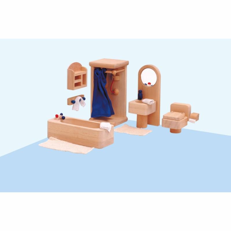 Dolls house - bath room