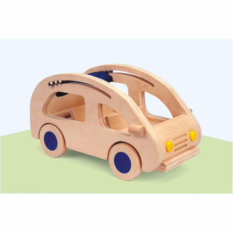 Dolls house - car