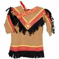 Dress up clothes - indian (incl. headpiece)
