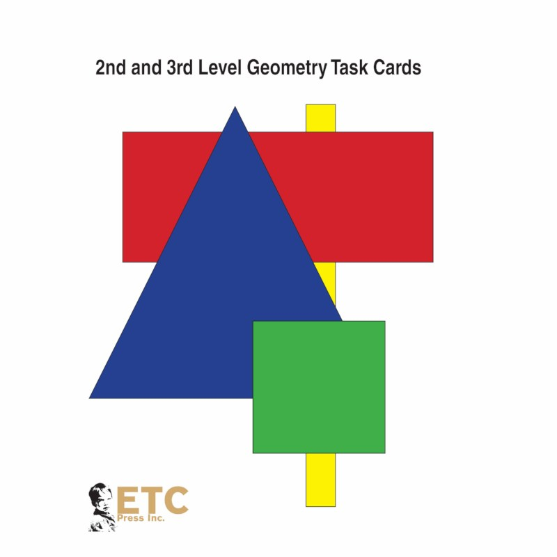 2nd And 3rd Level Geometry Task Cards