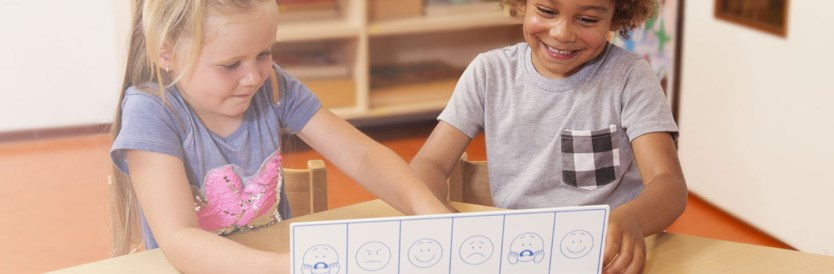 Help children manage their own emotions